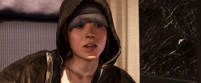 Quantic Dream's Beyond: Two Souls trailer staring Ellen Page blurs lines between games and movies more than ever - photo 2