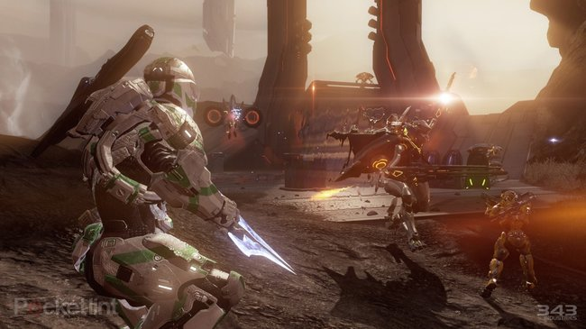 Halo 4 preview (pictures, hands-on, screens, trailer and video) - photo 13