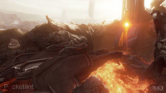 Halo 4 preview (pictures, hands-on, screens, trailer and video) - photo 17