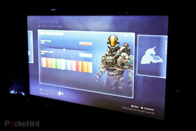 Halo 4 preview (pictures, hands-on, screens, trailer and video) - photo 3