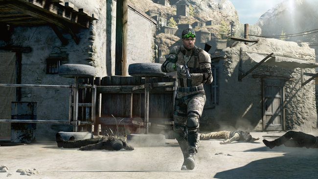 Tom Clancy's Splinter Cell: Blacklist due 2013 (trailer and video) - photo 1