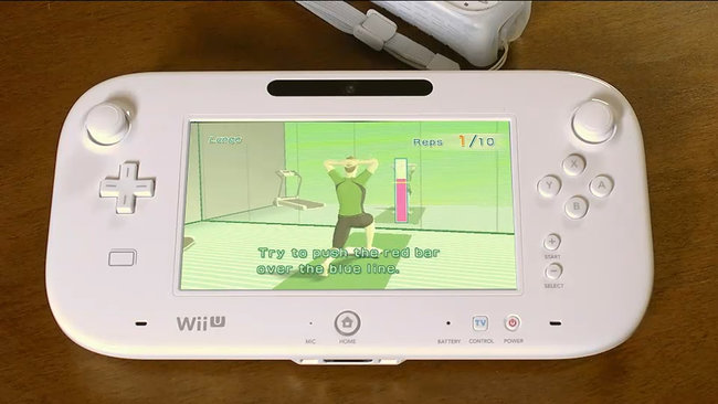 Nintendo Wii U final GamePad details emerge - photo 2