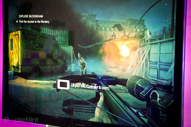 ZombiU preview (pictures, hands-on, screens and video) - photo 7