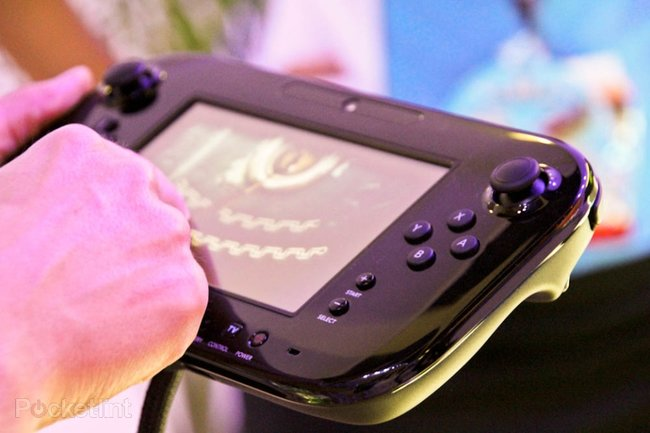 Nintendo Wii U pictures and hands-on (2012) - photo 1