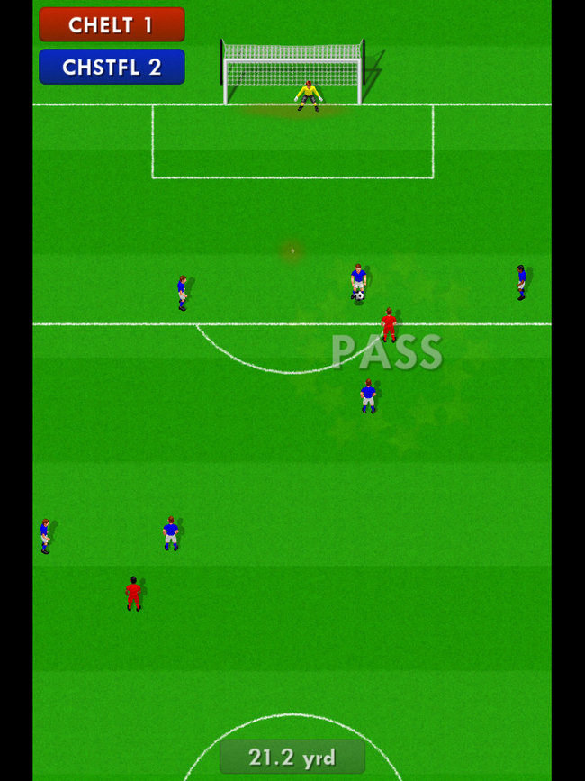APP OF THE DAY: New Star Soccer review (iPad / iPhone / iPod touch / Android) - photo 3