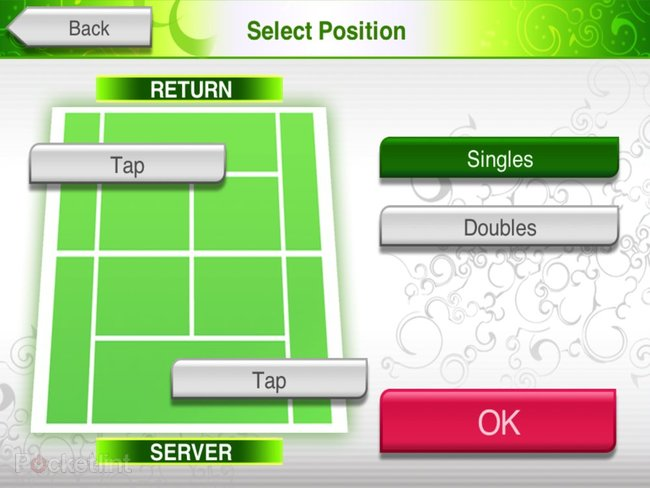 APP OF THE DAY: Virtua Tennis Challenge review (iPad / iPhone) - photo 2