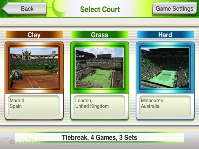 APP OF THE DAY: Virtua Tennis Challenge review (iPad / iPhone) - photo 3