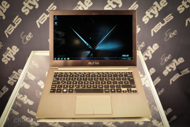 Asus Zenbook Prime UX31A pictures and hands-on - photo 1