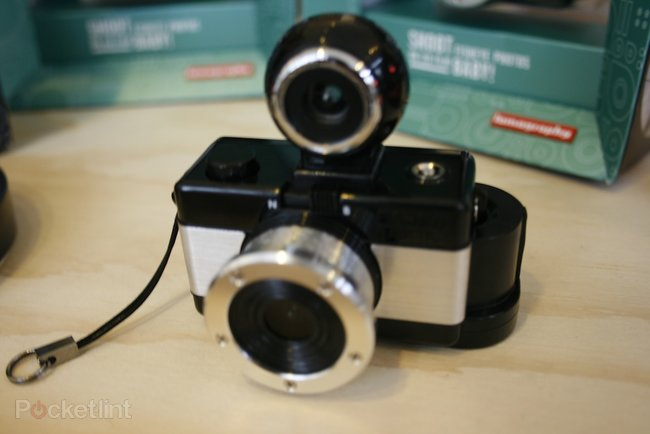 Lomography Fisheye Baby 110 camera pictures and hands-on - photo 2