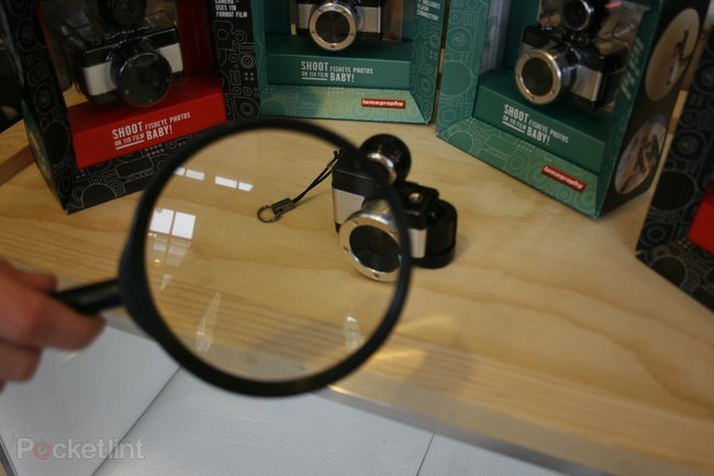 Lomography Fisheye Baby 110 camera pictures and hands-on - photo 3