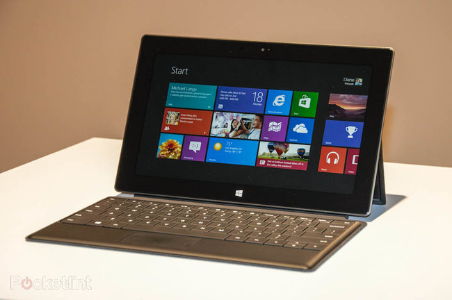 Hands-on: Surface for Windows RT review - photo 1