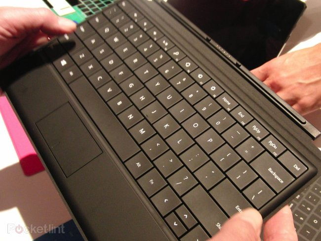 Hands-on: Surface for Windows RT review - photo 15