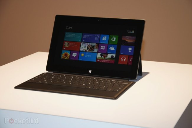 Hands-on: Surface for Windows RT review - photo 7