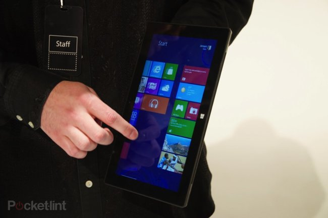 Hands-on: Surface for Windows RT review - photo 9
