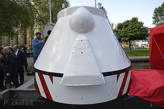 Space tourism a reality: Excalibur Almaz spacecraft pictures and hands-on - photo 5