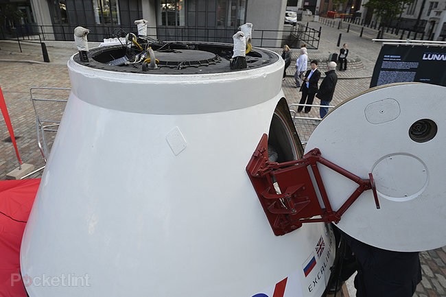 Space tourism a reality: Excalibur Almaz spacecraft pictures and hands-on - photo 6