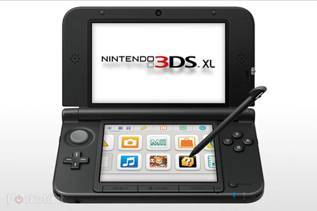 Nintendo 3DS XL launched - 90 per cent larger screen and coming 28 July - photo 1
