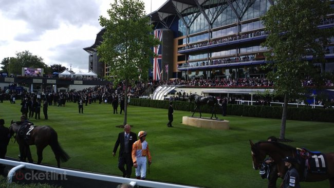 Nokia 808 PureView camera test at Royal Ascot - photo 3