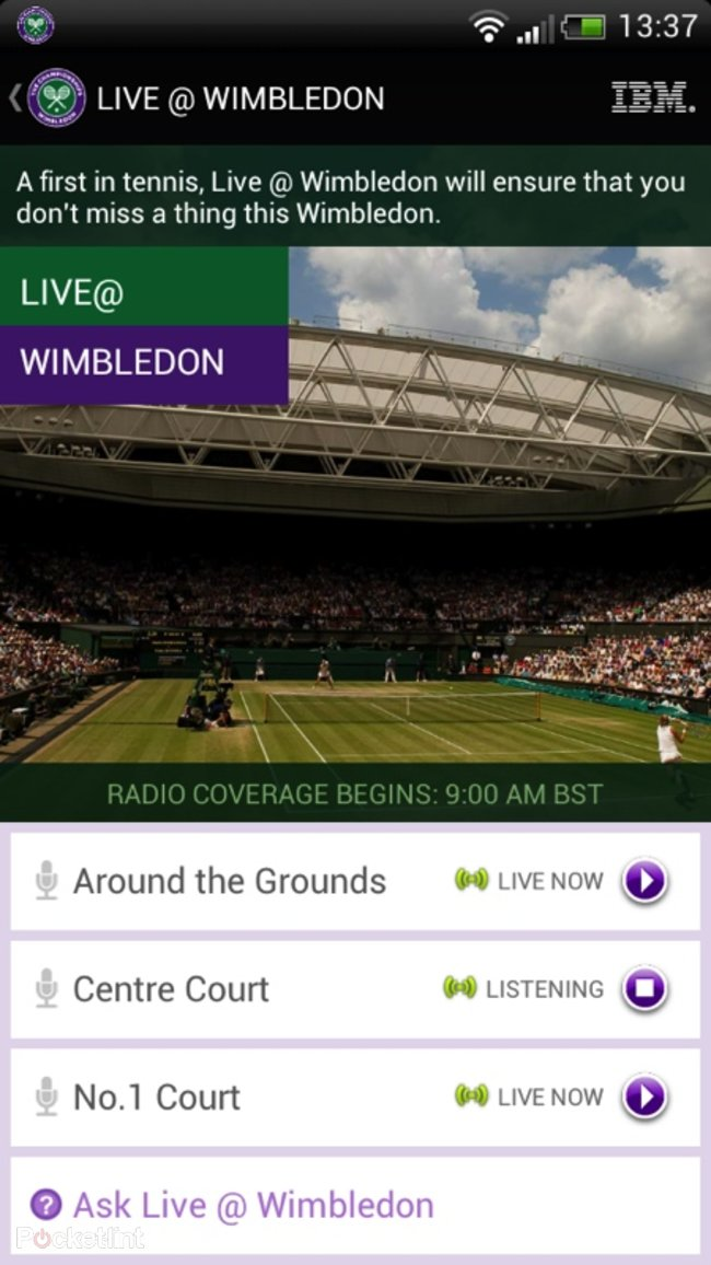 APP OF THE DAY: Wimbledon review (Android) - photo 4