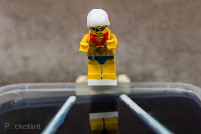 Lego Team GB minifigs pictures and hands-on - photo 2