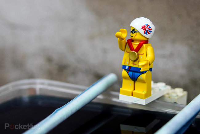Lego Team GB minifigs pictures and hands-on - photo 3