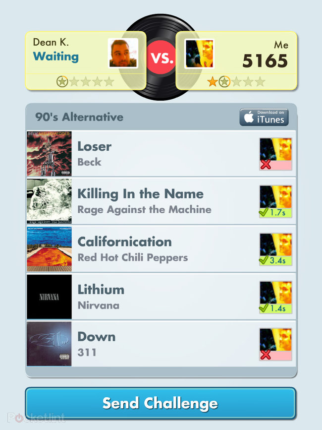 APP OF THE DAY: Song Pop review (iPad / iPhone / iPod touch / Android) - photo 5