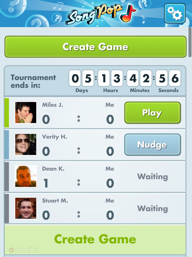 APP OF THE DAY: Song Pop review (iPad / iPhone / iPod touch / Android) - photo 6