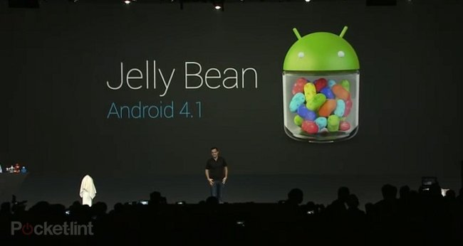 What's new in Android 4.1 Jelly Bean? - photo 1