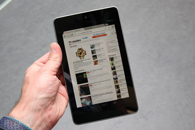Hands-on: Google Nexus 7 review - photo 1