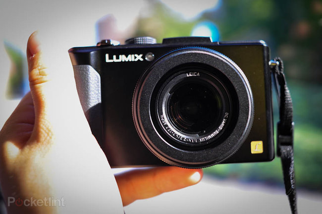 Hands-on: Panasonic Lumix DMC-LX7 review - photo 1