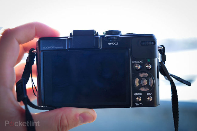 Hands-on: Panasonic Lumix DMC-LX7 review - photo 3