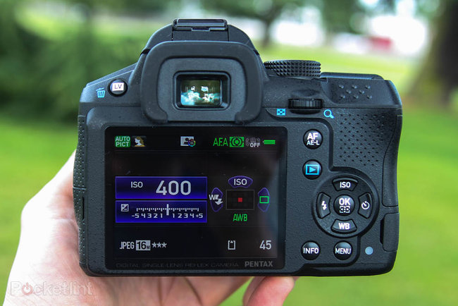 Hands-on: Pentax K-30 review - photo 4