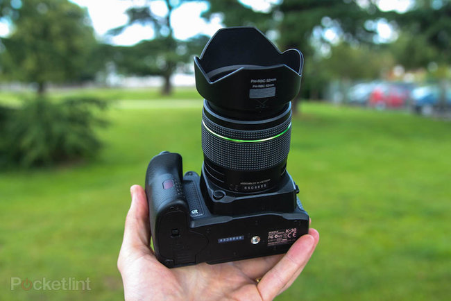 Hands-on: Pentax K-30 review - photo 8