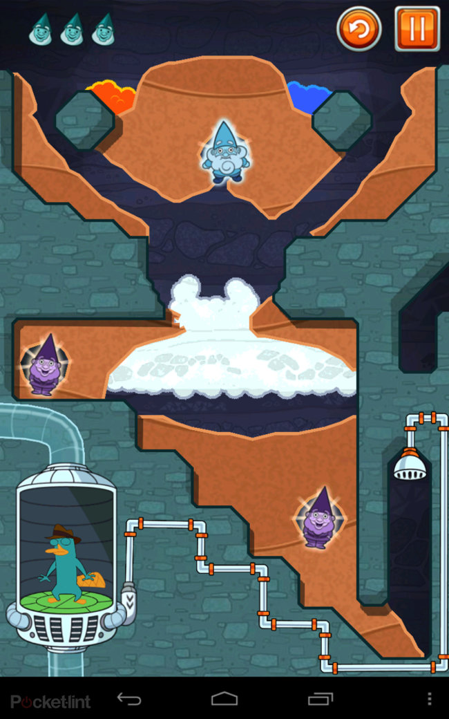 APP OF THE DAY: Where's My Perry? review (Android/iPhone) - photo 3