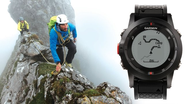 Garmin unveils its rugged Fenix GPS watch - photo 2