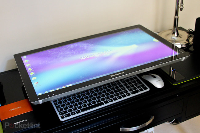 Lenovo IdeaCentre A720 all-in-one PC pictures and hands-on - photo 1