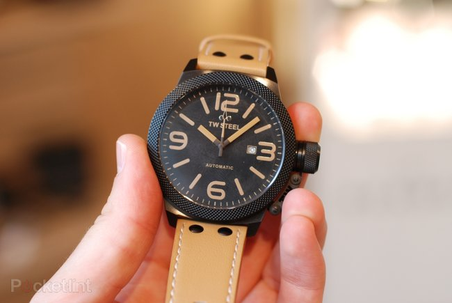 TW Steel TWA 202 watch pictures and hands-on - photo 1
