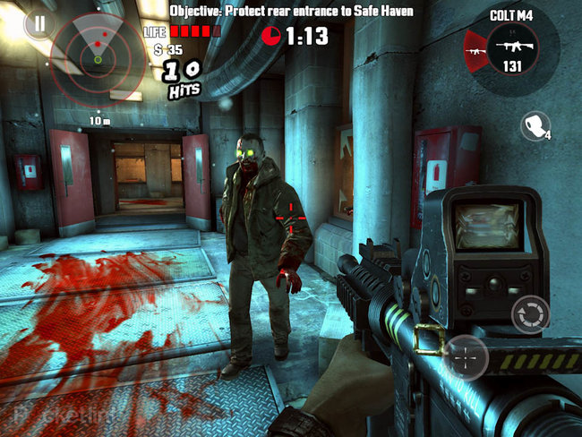 APP OF THE DAY: Dead Trigger review (iOS/Android) - photo 3