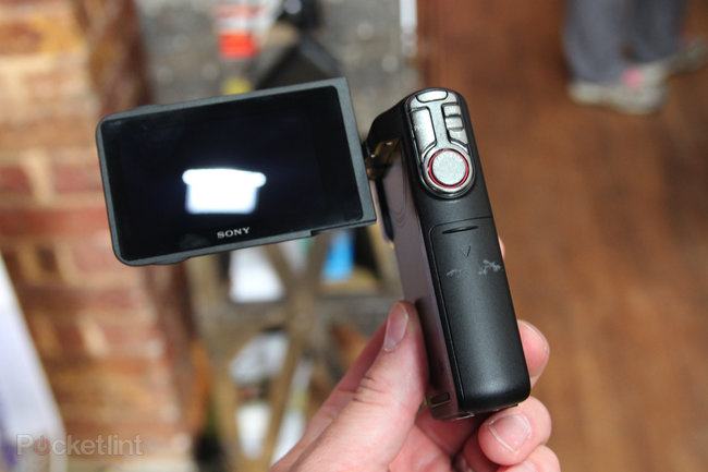 Sony Handycam HDR-GW55VE pictures and hands-on - photo 10