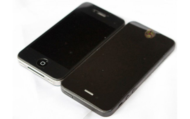 New iPhone 5 pictures leaked, full phone this time - confirm longer screen - photo 1