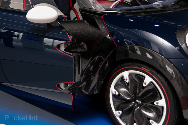 Mini Rocketman Concept London edition pictures and eyes-on - photo 5