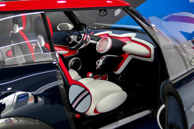 Mini Rocketman Concept London edition pictures and eyes-on - photo 8