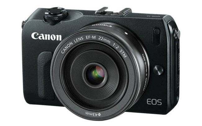 First picture of Canon's mirrorless compact leaked - EOS M name touted - photo 1