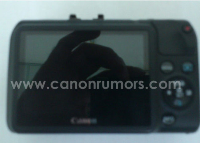 First picture of Canon's mirrorless compact leaked - EOS M name touted - photo 3