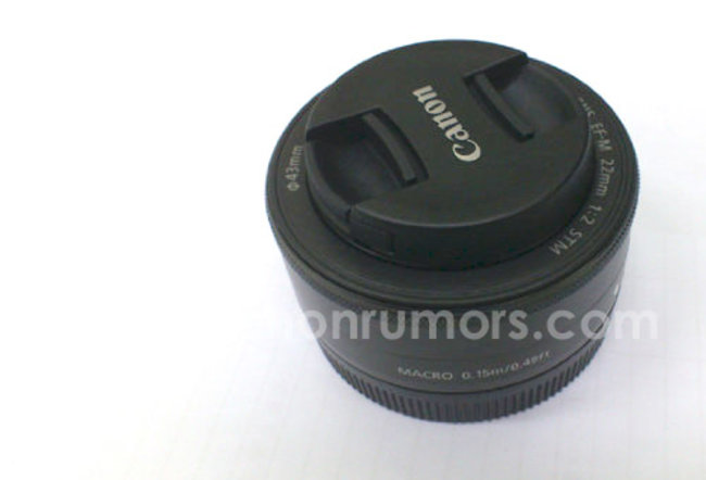 First picture of Canon's mirrorless compact leaked - EOS M name touted - photo 4