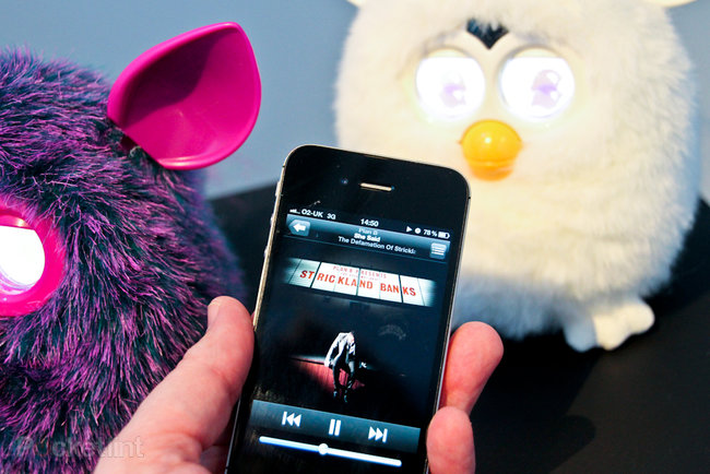 Furby (2012) pictures and hands-on - photo 15