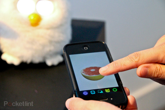 Furby (2012) pictures and hands-on - photo 16