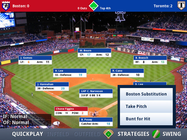 APP OF THE DAY: iOOTP Baseball 2012 Edition review (iPad / iPhone / iPod touch) - photo 10