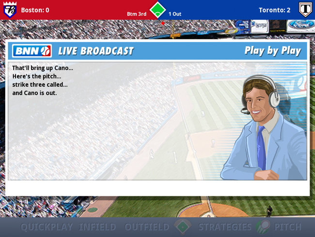 APP OF THE DAY: iOOTP Baseball 2012 Edition review (iPad / iPhone / iPod touch) - photo 7