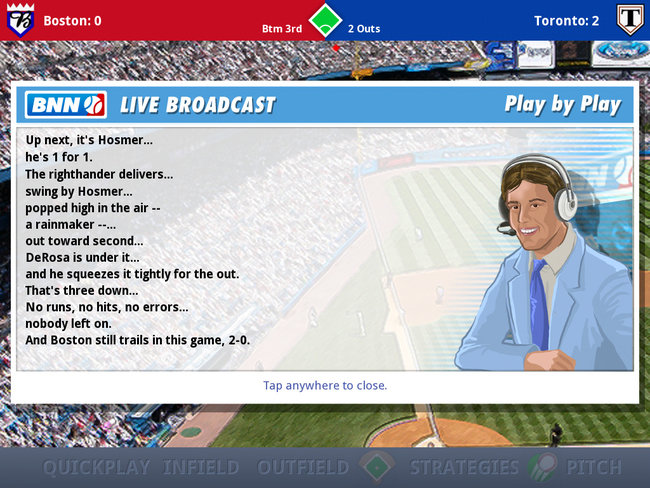 APP OF THE DAY: iOOTP Baseball 2012 Edition review (iPad / iPhone / iPod touch) - photo 9